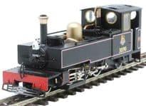 "HELJAN 9962 OO-9 SCALE Lynton & Barnstaple 2-6-2T 30190 ""Lyd"" BR Lined Black"
